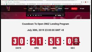 REVIEW ONIZ ICO-HOT ICO 2019 PART 2- DON'T MISS