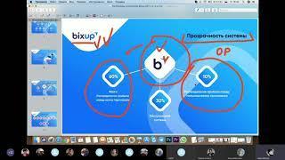 Маркетинг и перспективы компании #BixUp. Брифинг  от 1.08.2019