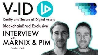 V-ID | BlockchainBrad | Validation | Verification | Security | All Digital Assets