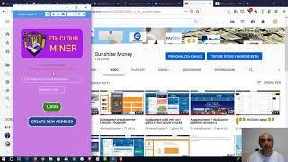 Guadagnare  Ethereum, Bitcoin e Bitcoin Cash in modo gratuito