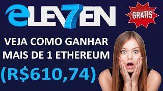 VEJA COMO GANHAR MAIS DE 1 ETHEREUM (R$610,74) 100% GRÁTIS | PAGAMENTO 1 DE MAIO