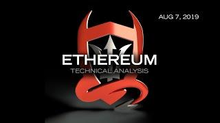 Ethereum Technical Analysis (ETH/USD) : Measure Twice, Trade Once...  [08.07.2019]