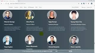 Review FFM ICO - Team #FilesfmLibrary, #library, #storage, #crowdfunding, #blockchain.