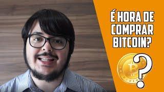 É hora de comprar bitcoin?