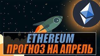 Эфириум ПРОГНОЗ апрель 2019 | Куда пойдёт криптовалюта Ethereum?
