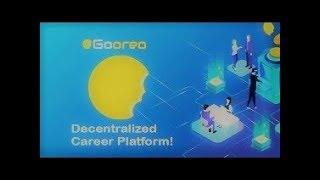 Gooreo - это децентрализованная платформа на базе Ethereum