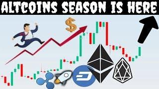 Altcoins Season Is Here   Buying more Ethereum (ETH) and Ripple (XRP)