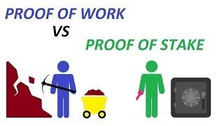 Proof of Work (POW) Proof of Stake (POS) nedir? Ethereum POW dan Pos'a Geçiyor!!