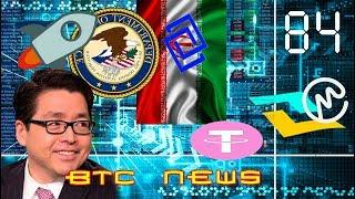 BTC News: Рынок криптовалют просел...