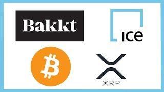 Bakkt Launch Delayed - Bakkt $182.5 Million Funding - Bitcoin Halving 2019 - XRP Community FUD Fight