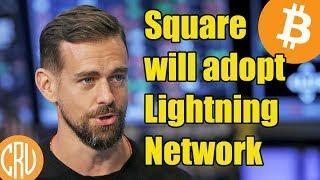 Lightning Network Coming To Square | Bitcoin and Cryptocurrency News