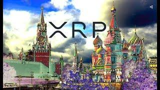 Ripple And XRP Massive Start to 2019 : Russia Buying $470 Billion In Bitcoin?