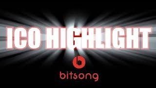 ICO Highlight - Bitsong