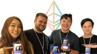 Ethereum Devcon - The Grand Tour