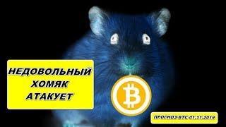 Прогноз курса биткоин btc bitcoin 01.11.2019