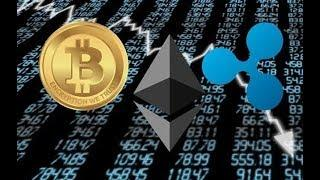 Почему в 2018 году дешевеет криптовалюта