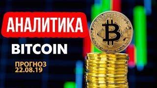 BITCOIN прогноз и аналитика биткоин сегодня! новости биткоин