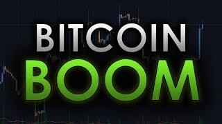 Bitcoin: BOOM Or BUST Incoming? - BTC/CRYPTOCURRENCY TRADING ANALYSIS