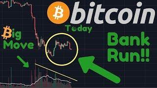 Bitcoin BIG Move Coming Soon? | Bank Run Vs. Fractional Reserve Banking!