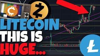 Litecoin THIS IS HUGE.... Major Test Coming (Zcash Analysis)