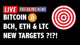 Targets for Bitcoin Cash (BCH/BTC) & Alts?! - Crypto Market Technical Analysis & Cryptocurrency News