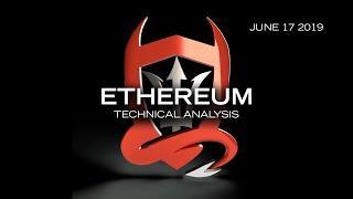 Ethereum Technical Analysis (ETH/USD) : Train Keep a Rollin'   [06.17.2019]