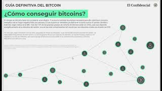 Guía definitiva del Bitcoin. Vídeo 1