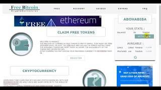افضل موقع لربح العملات الرقمية مجانا + اثبات سحب 0.0096535 الف ساتوشي Ethereum