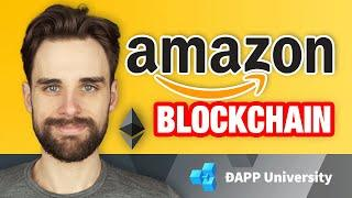 Amazon is Using Ethereum Blockchain Technology! ($ETH, $AMZN)