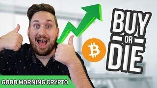 BUY OR DIE? // Time to BUY Bitcoin? // BTC Bitcoin CryptoCurrency