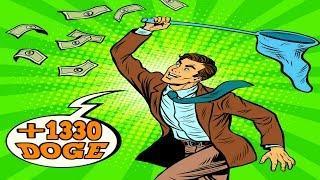 ХАЙП облачный майнинг который платит криптовалюту и доллары как зарабатывать деньги в интернете