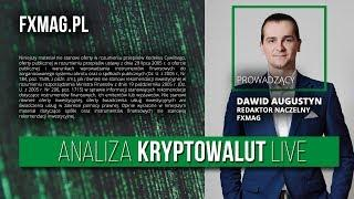 Bitcoin w chwilowej korekcie przed kontynuacją spadków | Analiza kryptowalut LIVE