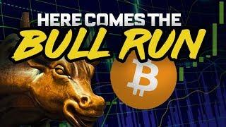 Bulls Take Over The Market! Bitcoin & Altcoins Explode