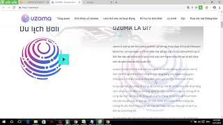 Reviews ICO token UZOMA - INNOVATIVE PLATFORM FOR TOURISM