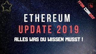 Ethereum UPDATES 2019 | Was ist Ethereum? FFDK COINDAY | Krypto Deutsch