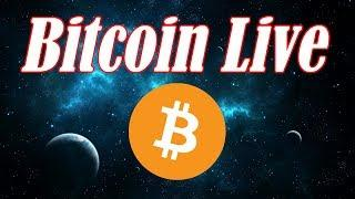 Bitcoin Live : BTC Slowly Rising. Episode 699 - Crypto Technical Analysis