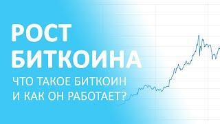 Что такое биткоин и почему он растет
