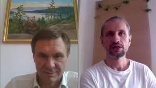 Интервью  Михаил Почаев и Павел Маслов