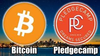 VERY QUICK Bitcoin Update! Plus Pledgecamp (PLG) Token Sale Review! [Crypto Deep Dive]