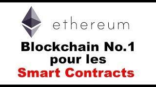 Ethereum (ETH) 86$, le pionnier des Smart Contracts