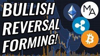 MONUMENTAL Bullish Reversal Pattern Forming In Bitcoin & Crypto Markets! BTC, ETH, XRP & Crypto News