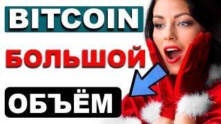 БИТКОИН - БОЛЬШАЯ КУЛЬМИНАЦИЯ ПРОДАЖ! Обзор криптовалют, Биткоин прогноз и курс криптовалют!!