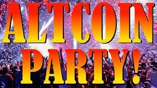 Altcoin Season Party! - Get Ready For The TETHER PUMP! - XRP Ready To Launch! - Best Crypto Strategy