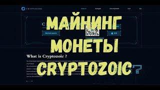 Майнинг монеты Cryptozoic картами AMD на алгоритме Ethash, практическое руководство