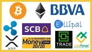 Bitcoin Shorts Fall - Ethereum BBVA - SAP Crypto - SCB Ripple - Ripple Money 2020 China - Ellipal