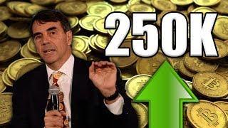 Биткоин подорожает до $250 000 к концу 2021 | Падение рынка криптовалют — Повод их прикупить