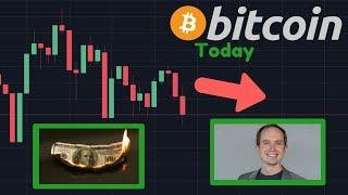 Bitcoin Correction | Coinbase Stable Coin USDC Centralized?! | BTC Vs. FIAT