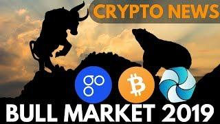 Are We in a Bull Market? Two New ETF Proposals, Omise Rumor, HPB Update - Crypto News