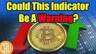 Could This Indicator Be A Warning For What's Coming? | Bitcoin and Cryptocurrency News