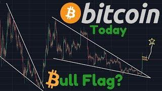 Bitcoin BULL FLAG Still Valid?? | Indicators & Lines To Watch Today!